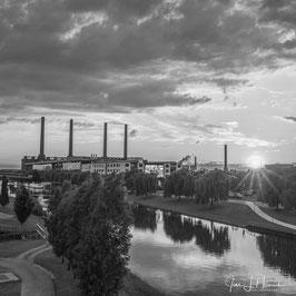 Blick von Berliner Brücke, Foto-Nr. 2019_0836_Q_SW