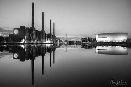 Kraftwerk mit Zeithaus, Foto-Nr. 2017_0557_SW