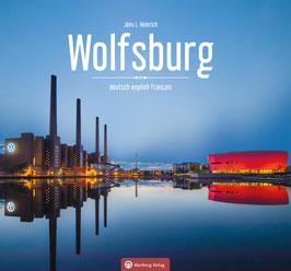 WOLFSBURG: Farbbildband; deutsch/englisch/französisch