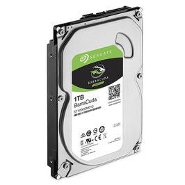Seagate BarraCuda 2 TB ST2000DM006 Interne Festplatte (8,9 cm (3,5 Zoll) 64 MB Cache, SATA 6Gb/s)