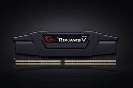 G.Skill Ripjaws F4-3200C16D-16GVK Arbeitsspeicher 16GB PC 3200 (CL16 2x 8GB)DDR4-RAM Kit