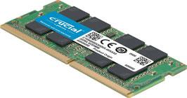 Crucial CT8G4SFS824A Arbeitsspeicher (8GB DDR4, 2400 MT/s (PC4-19200) SODIMM 260-Pin)