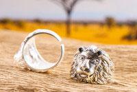 Ring - Lion