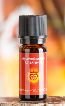 Ayurvedische Chakraöle