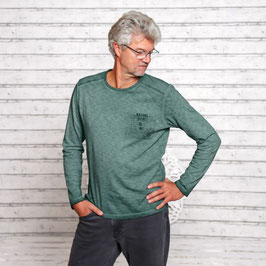 Langarm-Shirt Natur Spirit
