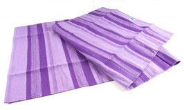 Yogamatten aus gewebter Baumwolle