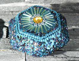Sultans Schatz - Geschenkdöschen sechseckig