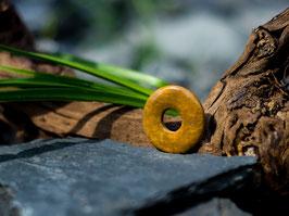 versteinertes Holz - Donut