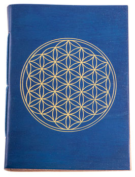 Notizbuch Lebensblume