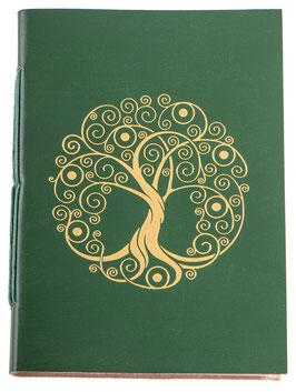 Notizbuch Lebensbaum