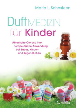 """Buch """"Duftmedizin für Kinder"""""""