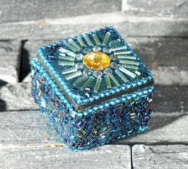 Sultans Schatz - Geschenkdöschen quatratisch
