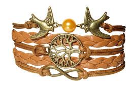 3-Symbolarmband