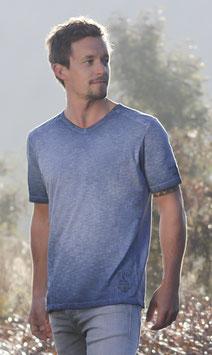 T-Shirt Nature freedom mit Turmalin
