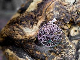 Yggdrasil - der Weltenbaum Anhänger