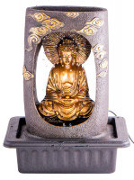 Zimmerbrunnen Buddha groß