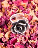 Ring - Rose der Liebe