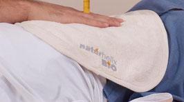Bio-Schutztuch für Chakra - Körperkerzen
