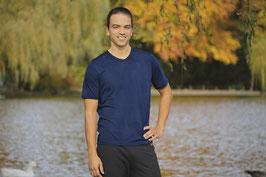 Bambus-Shirt mit Turmalin