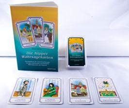 Kipper Wahrsagekarten mit Buch