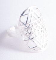 Ring - Shri Yantra