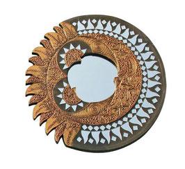Sonne-Mond -Spiegel