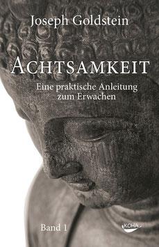 """Buch """"Achtsamkeit"""""""