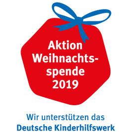 Spendeaktion Deutsches Kinderhilfswerk 2019