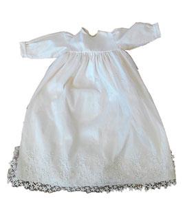 VESTITINO CERIMONIA SHANTUNG / SHANTUNG CEREMONY BABY DRESS
