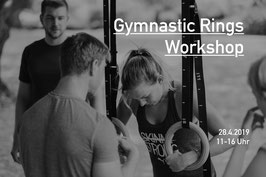 Gymnastic Rings Workshop