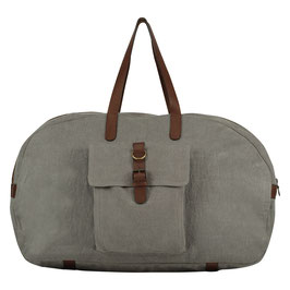 DUFFLE BAG GREY