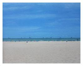 Playa lejana