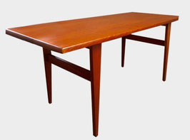 Table Basse Danoise en teck 1960