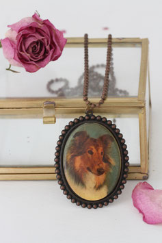 Lassie Kette Kupfer