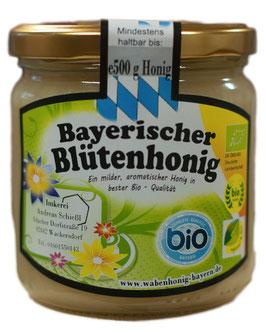 Bayerischer Blütenhonig der Linde&Faulbaum