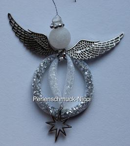 Schlauch-Engel Flügel/Stern