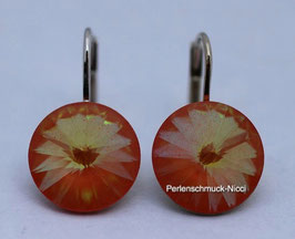 Ohrhänger 12 mm Ultra Orange