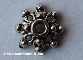 Perlenkappe Stern 9,5 mm
