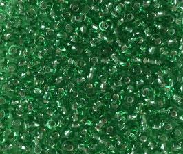 Hellgrün silbereinzug