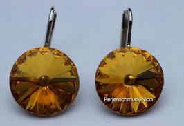 Ohrhänger 14 mm Sunflower
