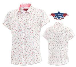 Stars & Stripes    Western-Kurzarmbluse ,,Jeanette,,