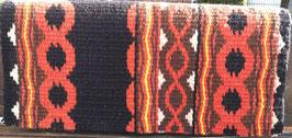 Western-Blanket-Pad, dicke Ausführung