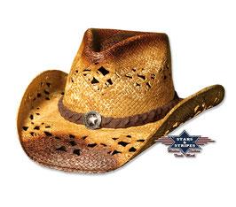 Stars & Stripes Westernhut ,,Coyote,,