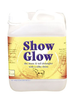 Mähnenspray ,,Show Glow,, 2,5 Liter