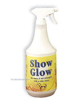 Mähnenspray ,,Show Glow,, 1,0 Liter