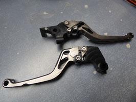 Verstellbare Brems- und Kupplungshebel mit ABE