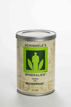 Schindele's Mineralien Kapseln 250/500 Stk.