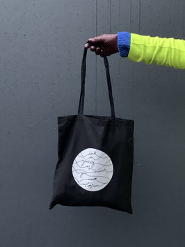 Tote Bag - »check on yourself as much you check instagram«