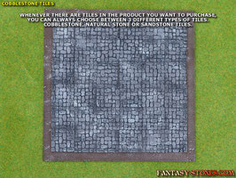 Add-On Package 100 Tiles