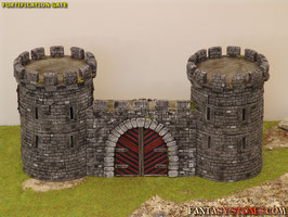 Fortification Gate
